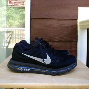Men's Nike Air Max 2017 Athletic Shoes